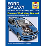 image of Haynes Ford Galaxy (Sept 00- Mar 06) Manual