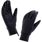 image of Sealskinz Stretch Fleece Nano Cycling Gloves
