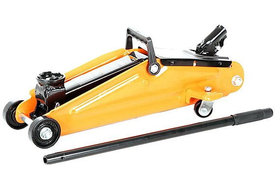Halfords 2-Tonne Trolley Jack