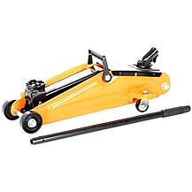 image of Halfords 2-Tonne Trolley Jack