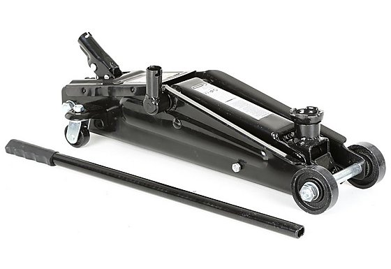 Halfords 2.5 Tonne Speedy Lift 4x4 Trolley Jack