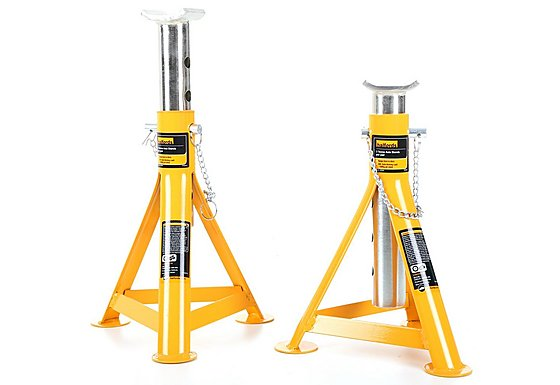 Halfords 3 Tonne Axle Stands