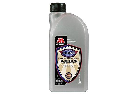 Classic Gear Oil EP 80w90