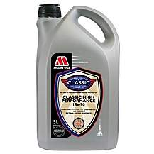 image of Millers Classic High Performance 15w50 Oil 5L