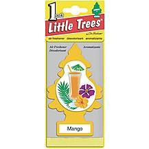 image of Little Trees Mango Car Air Freshener