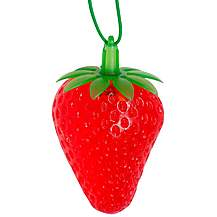 image of Auto Expressions 3D Strawberries Car Air Freshener Strawberry