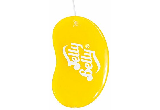 Jelly Belly 3D Car Air Freshener Lemon Drop