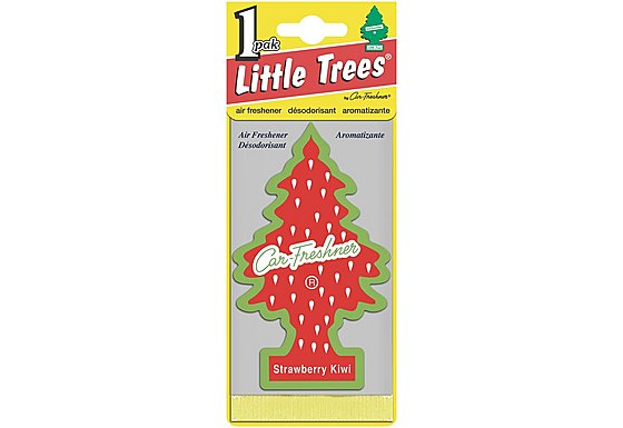 Little Trees Strawberry & Kiwi Car Air Freshener