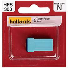 image of Halfords J Type Slow Blow Fuse 20AMP