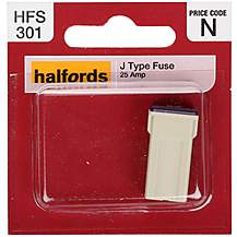 image of Halfords J Type Slow Blow Fuse 25AMP