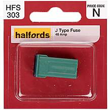 image of Halfords J Type Slow Blow Fuse 40AMP