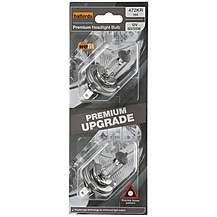 image of Halfords Premium Upgrade Bulb (headlight) Pack 472 X2