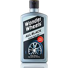 image of Wonder Wheels Black Gloss Tyre Gel 500ml
