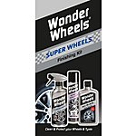 image of Wonder Wheels Super Wheels Finishing Kit