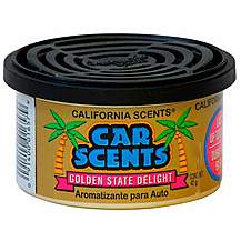 image of California Scents Golden State Delight Car Air Freshener