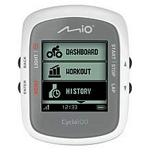 image of Mio Cyclo 100 Cycle Computer