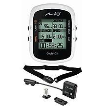 image of Mio Cyclo 105 Heart Rate + Cadence Sensor Cycle Computer