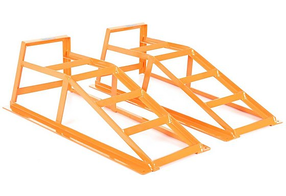 Halfords Car Ramps Pair