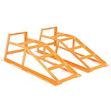 image of Halfords Car Ramps Pair