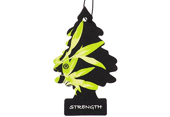 Little Trees Sentiment Strength Air Freshener
