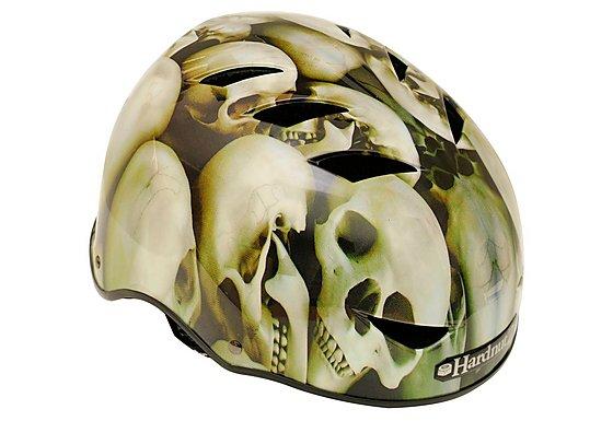 HardnutZ Skullduggery Street Helmet - Medium 54-58cm