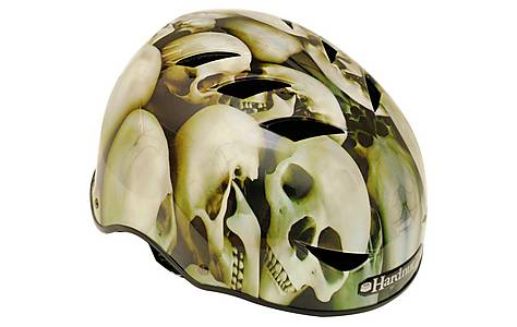 image of HardnutZ Skullduggery Street Helmet - Medium 54-58cm