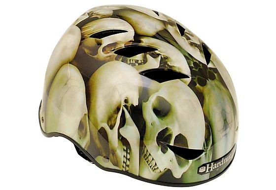 HardnutZ Skullduggery Street Helmet - Large 58-61cm