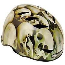 image of HardnutZ Skullduggery Street Helmet - Large 58-61cm