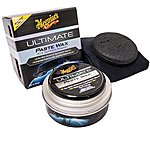 image of Meguiars Ultimate Paste Wax 311g