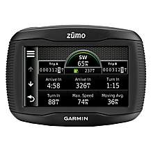 image of Garmin Zumo 350 LM Sat Nav - UK, ROI & Full Europe