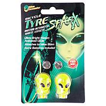 image of Tyre Sparx Green Alien