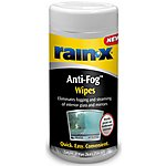 image of Rain-X Anti Fog Wipes