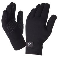 SealSkinz Ultra Grip Black Gloves - Small