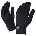 image of SealSkinz Ultra Grip Black Gloves - Medium