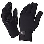 image of SealSkinz Ultra Grip Black Gloves - Extra Large