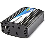 image of 12v 150w Inverter with 2A USB