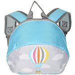 image of Head in the Clouds Balloon Style Toddler daysack with Reins