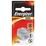 image of Energizer CR2450 Battery