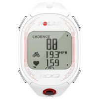 Polar RCX3 GPS Training Computer - White
