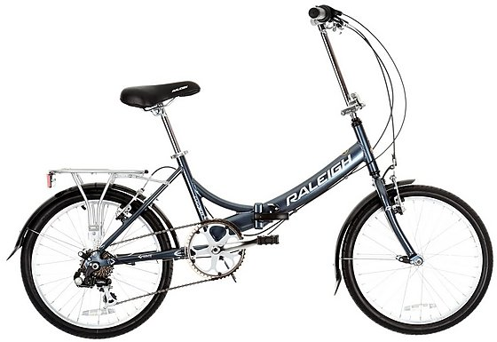 Raleigh Evo-7 Folding Bike