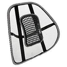 image of Halfords Mesh Back Support