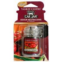 Yankee Candle Jar Car air Freshener Black Cherry