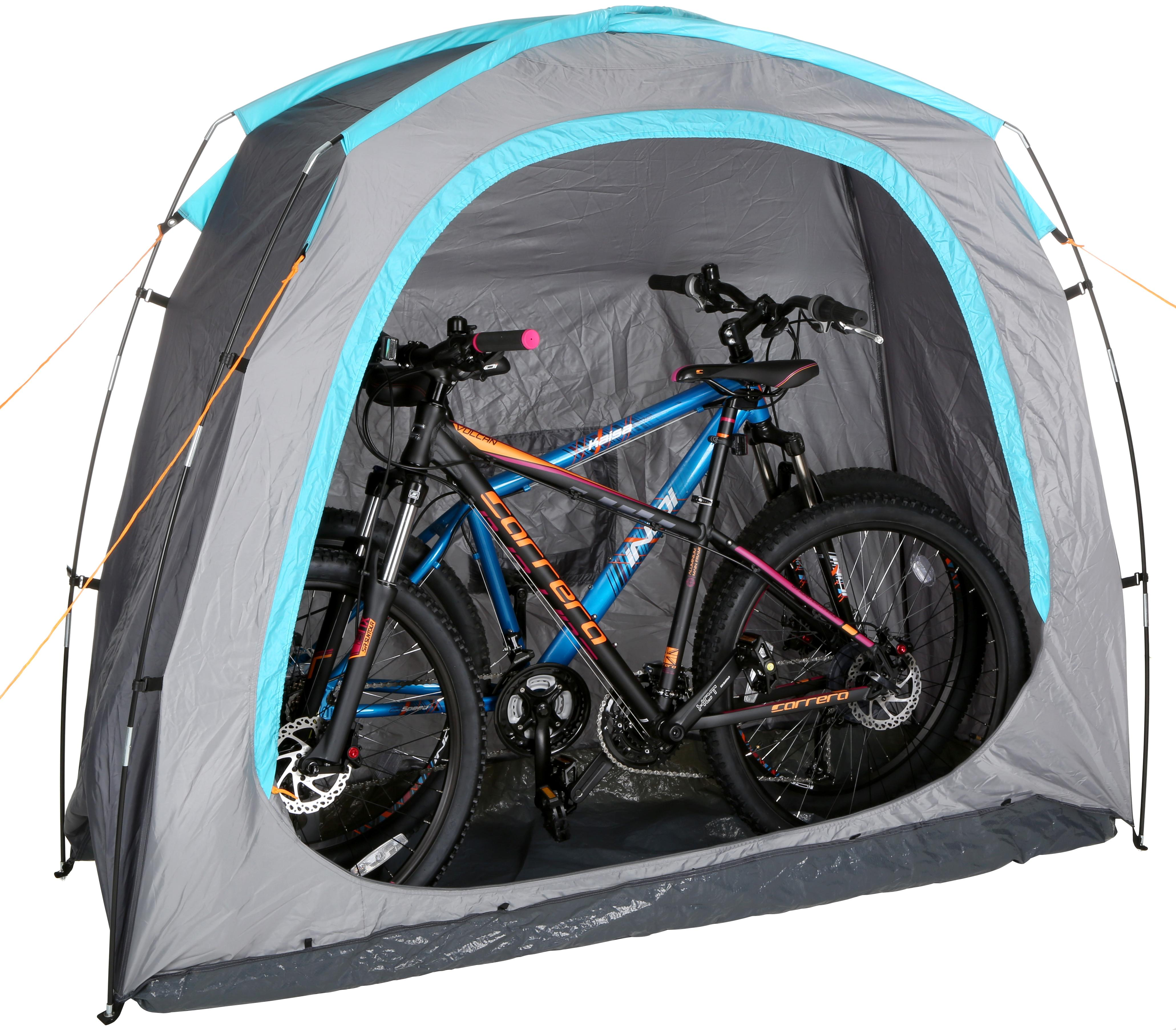 Bikehut 3 Bike Storage Tent  sc 1 st  Halfords & 3 Bike Storage Tent