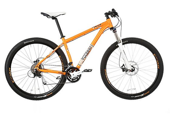 VooDoo Aizan 29er Mountain Bike - 18