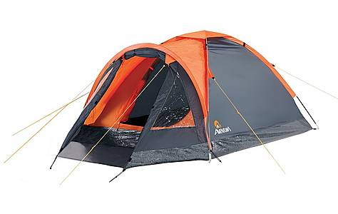 image of Aventura 2 Man Dome Tent with porch