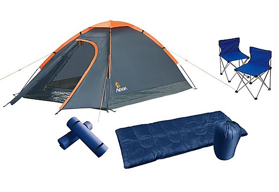 Aventura 2 Man Festival Tent Pack