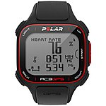 image of Polar RC3 GPS Heart Rate Monitor and Sports Watch with Cadence
