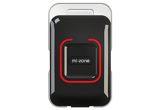 Mi-Zone 2 Way Bluetooth Proximity Alarm - Black