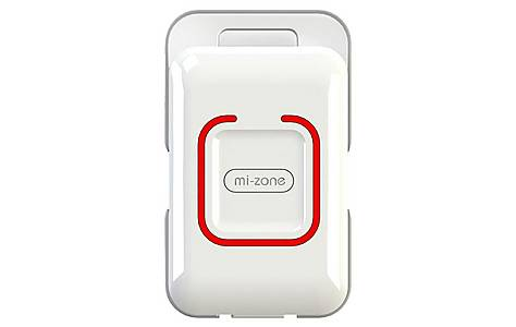 image of Mi-Zone 2 Way Bluetooth Proximity Alarm - White