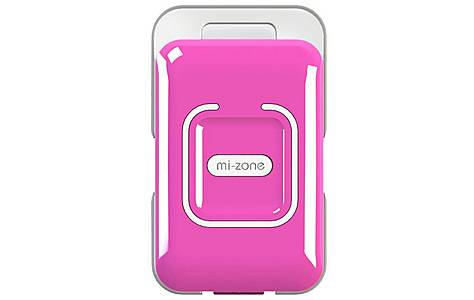 image of Mi-Zone 2 Way Bluetooth Proximity Alarm - Pink